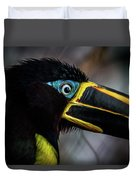 Aracari Duvet Cover