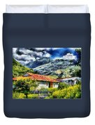 Aragua Valley Duvet Cover