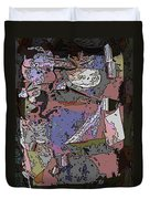 Arbor Abstract 3 Duvet Cover