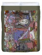 Arbor Abstract Duvet Cover