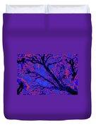 Arboreal Plateau 10 Duvet Cover