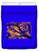 Arboreal Plateau 7 Duvet Cover
