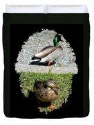 Arboretum Quackers Duvet Cover