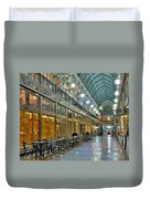 Arcade In Cleveland Duvet Cover