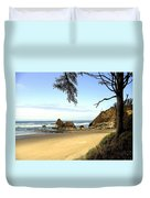 Arcadia Beach Duvet Cover