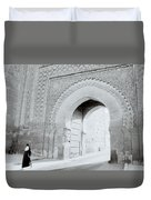 Arch In The Casbah Duvet Cover