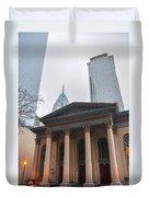 Arch Street Presbyterian Church - Philadelphia Duvet Cover