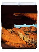 Arch View Duvet Cover