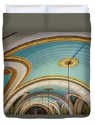 Arches And Curves - Capitol Building - Missouri Duvet Cover