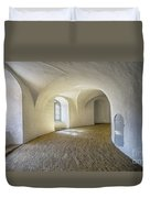 Arches And Curves Duvet Cover