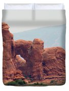 Arches Formation 22 Duvet Cover