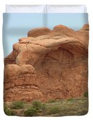 Arches Formation 30 Duvet Cover