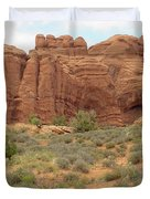 Arches Formation 31 Duvet Cover