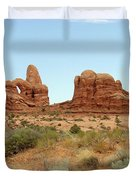 Arches Formation 33 Duvet Cover