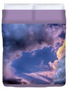Arches In The Sky Duvet Cover