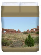 Arches National Park 21 Duvet Cover
