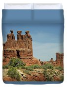Arches National Park 3 Duvet Cover