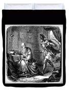 Archimedes (c287-212 B.c.) Duvet Cover
