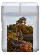 Archipelago Sunset Duvet Cover