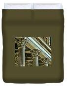 Architecture Columns Palace King Louis Xiv Versailles  Duvet Cover