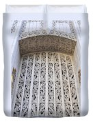Architecture Downtown Los Angeles Duvet Cover
