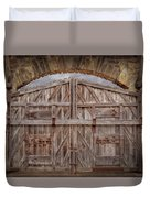 Archway Gate Duvet Cover
