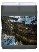 Arctic Canyon Duvet Cover