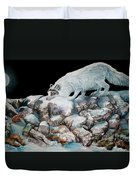 Arctic Encounter Duvet Cover