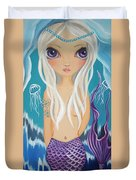 Arctic Mermaid Duvet Cover