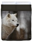 Arctic Wolf Pictures 1242 Duvet Cover