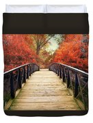 Ardent Autumn Duvet Cover