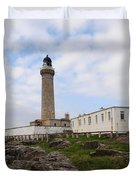 Ardnamurchan Point Duvet Cover