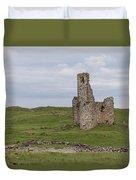 Ardvrek Castle 0947 Duvet Cover