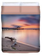 Are We Predestined To Get What We Get Duvet Cover