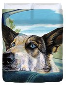 Are We There Yet? Duvet Cover