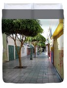 Arica Chile Duvet Cover
