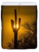 Arizona Cactus #1 Duvet Cover