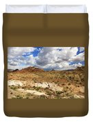 Arizona Cliffs Duvet Cover