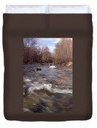 Arizona Creek Duvet Cover