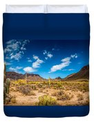 Arizona Desert #2 Duvet Cover