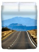 Arizona Highways Duvet Cover