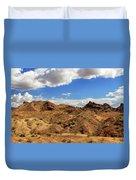 Arizona Hills Duvet Cover