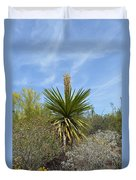 Arizona Landscape Duvet Cover