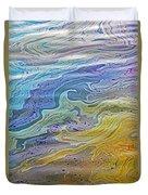 Arizona Oil Slick 2 Duvet Cover