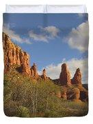Arizona Outback 2 Duvet Cover by Mike McGlothlen