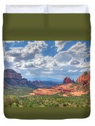 Arizona-sedona Duvet Cover