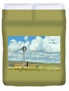 Arizona Windmill Duvet Cover