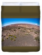 Arizona's Painted Desert #2 Duvet Cover