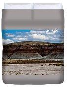 Arizona's Painted Desert #3 Duvet Cover