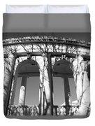 Arlington Amphitheater From The Outside -- 2 Duvet Cover